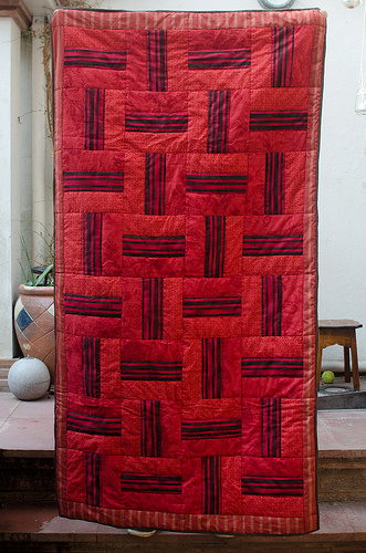 Miraculous A Quilted Sofa Cover Machost Co Dining Chair Design Ideas Machostcouk