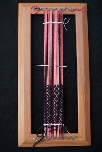Weaving Project #9
