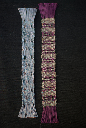 Weaving Projects 19 and 21
